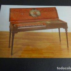 Postales: BERLIN MUSEO DE INSTRUMENTOS CLAVICORDIO 1728. Lote 175713588