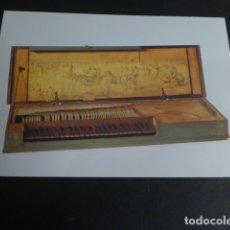 Postales: BERLIN MUSEO DE INSTRUMENTOS CLAVICORDIO 1700. Lote 175713687