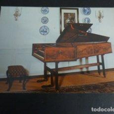 Postales: LONDRES FENTON HOUSE CLAVECIN 1777. Lote 175713964
