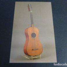 Postales: VERMILLION ESTADOS UNIDOS MUSEO GUITARRA STRADIVARIUS. Lote 175714250