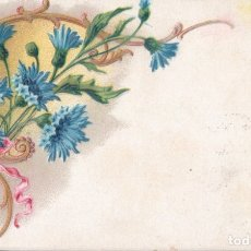 Postales: POSTAL EN RELIEVE - SER 507 - CIRCULADA 1909. Lote 176366945