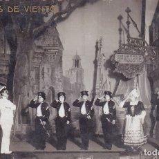 Postales: MOLINOS DE VIENTOS CIRCULADA EDITA BARTRINA BARCELONA . Lote 177047285