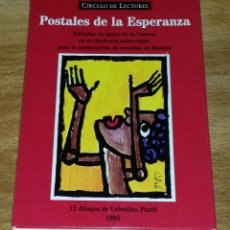 Postales: ESTUCHE POSTALES DE LA ESPERANZA. Lote 177865250