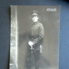 Postales: POSTAL FAMILIA REAL ESPAÑOLA. ALFONSO XIII. FOTO KAULAK. MONARQUÍA ALFONSO XIII. Lote 178438456