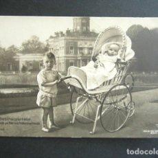 Postales: POSTAL MONARQUÍA ALEMANIA. FAMILIA REAL ALEMANIA. GERMANY. ROYAL FAMILY POSTCARD. BERLIN. . Lote 178587020