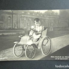 Cartoline: POSTAL MONARQUÍA ALEMANIA. FAMILIA REAL ALEMANIA. GERMANY. ROYAL FAMILY POSTCARD. WILHELM.. Lote 178587195