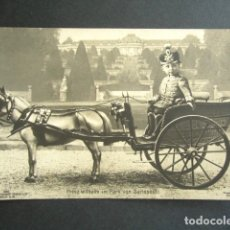 Cartoline: POSTAL MONARQUÍA ALEMANIA. FAMILIA REAL ALEMANIA. GERMANY. ROYALTY POSTCARD. WILHELM. . Lote 178590545
