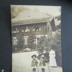 Postales: POSTAL MONARQUÍA LUXEMBURGO. FAMILIA REAL LUXEMBURGO. LUXEMBOURG ROYALTY POSTCARD.. Lote 178679820