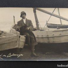 Postales: PINTOR ALEXANDRE DE CABANYES-POSTAL FOTOGRAFICA SERRA-VER FOTOS-(63.316). Lote 180422351