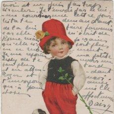 Cartes Postales: LOTE C POSTAL AÑO 1926 MATA SELLOS. Lote 180861565