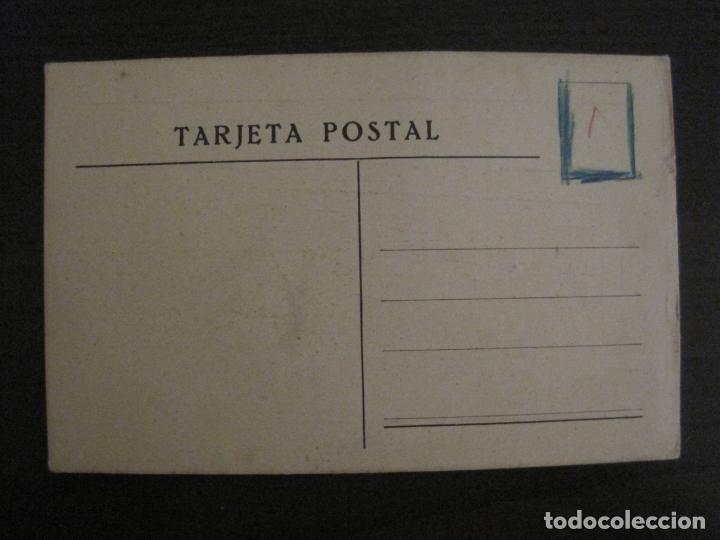 Postales: POSTAL ANTIGUA ILUSTRADA POR IGNASI BAIXAS ??-TREN FERROCARRIL-VER FOTOS-(63.706) - Foto 5 - 182220146