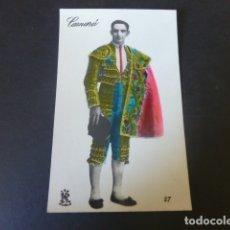 Postales: CAMARA TORERO POSTAL. Lote 211668545