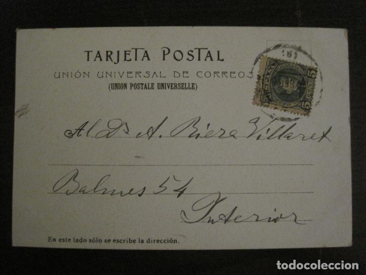 Postales: POSTAL ANTIGUA ILUSTRADA POR UTRILLO-REVERSO SIN DIVIDIR-VER FOTOS-(64.421) - Foto 6 - 183701128