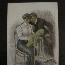 Postales: POSTAL ANTIGUA ILUSTRADA POR UTRILLO-REVERSO SIN DIVIDIR-VER FOTOS-(64.422). Lote 183701247