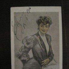 Postales: POSTAL ANTIGUA ILUSTRADA POR UTRILLO-REVERSO SIN DIVIDIR-VER FOTOS-(64.425). Lote 183701503