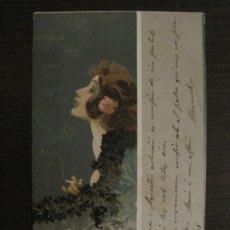 Postales: POSTAL ANTIGUA ILUSTRADA POR RAPHAEL KIRCHNER-REVERSO SIN DIVIDIR-VER FOTOS-(64.431). Lote 183702288