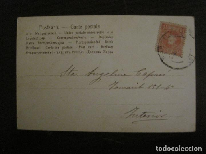 Postales: POSTAL ANTIGUA ILUSTRADA POR RAPHAEL KIRCHNER-REVERSO SIN DIVIDIR-VER FOTOS-(64.433) - Foto 5 - 183702541