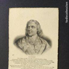 Postales: BOSSUET-CLERIGO PREDICADOR FRANCES-ND PHOT 308-POSTAL ANTIGUA-(64.699). Lote 184140570