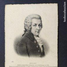 Postales: MOZART-MUSICO-ND PHOT 464-POSTAL ANTIGUA-(64.700). Lote 184140646