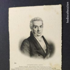 Postales: JACQUES LOUIS DAVID-PINTOR-ND PHOT 444-POSTAL ANTIGUA-(64.702). Lote 184140806