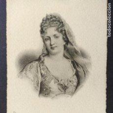 Postales: DUCHESSE DE BOURGOGNE-ND PHOT 82-POSTAL ANTIGUA-(64.703). Lote 184140903