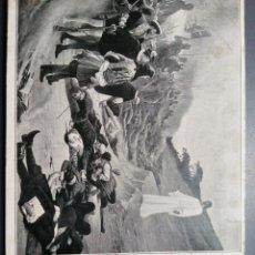 Postales: JESUCRISTO SOBRE LA MONTAÑA 1901. Lote 184210398