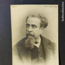 Postales: FREDERICH SOLER Y HUBERT (SERAFI PITARRA)-TEATRE CATALA-POSTAL FOTOGRAFICA ANTIGUA-(65.259). Lote 185748435