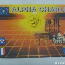 Postales: POSTAL DE RADIOAFICIONADO , FRANCIA. Lote 187433700