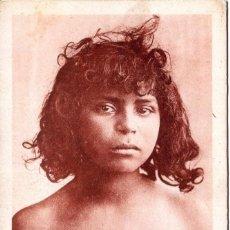 Postales: DESNUDO ÉTNICO- JOVEN ÁRABE-ORIGINAL- LEVY PARIS. Lote 190168680