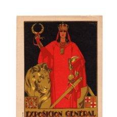 Postales: EXPOSICIÓN GENERAL ESPAÑOLA. SEVILLA 1928. BARCELONA 1929.. Lote 191423427