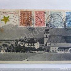 Postales: POSTAL ESPERANTO. GROSS. GMAIN (522 M). Lote 191473087