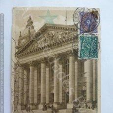 Postales: POSTAL ESPERANTO. LEIPZIG. REICHSGERICHT, HAUPTEINGANG. Lote 191473386