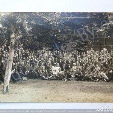 Postales: POSTAL CONGRESO DE ESPERANTO. FRANKFURT. AÑO 1922. Lote 191514343