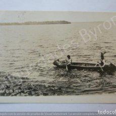 Postales: POSTAL ESPERANTO. LAKE MILLS LARS. MINNESOTA. USA. . Lote 191515587