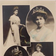 Postales: P-9824. FAMILIA REAL ESPAÑOLA. S.M.VICTORIA EUGENIA REINA DE ESPAÑA. COLOREADA. SIN CIRCULAR.. Lote 191658182