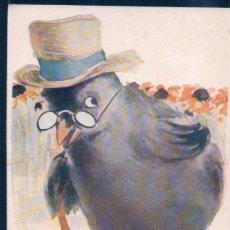 Postales: POSTAL DIBUJO - THE PARSON 92 - NATIONAL ART COMPANY - CIRCULADA. Lote 191681705