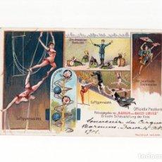 Postales: CIRCO BARNUM Y BAILEY.. Lote 191781863