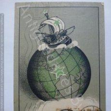 Postales: POSTAL DE ESPERANTO. Lote 191872100