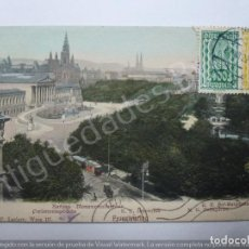 Postales: POSTAL ESPERANTO. VIENA. AUSTRIA. Lote 192486790