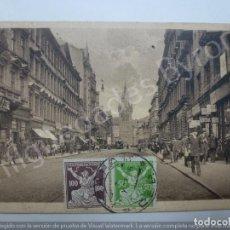 Postales: POSTAL ESPERANTO. PRAGA. REPÚBLICA CHECA. Lote 192489440