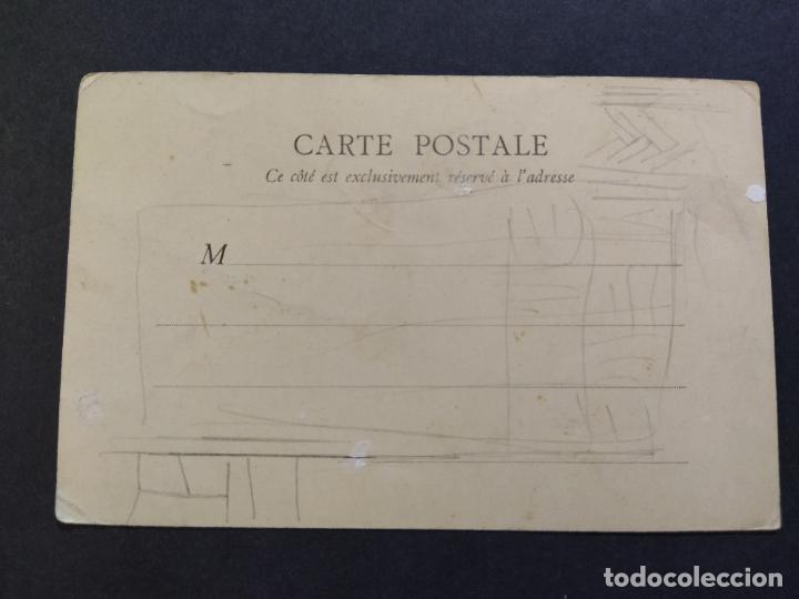Postales: CARRERAS DE CABALLOS-G.STERN & J.REIFF-REVERSO SIN DIVIDIR-POSTAL ANTIGUA-(67.670) - Foto 4 - 194075436