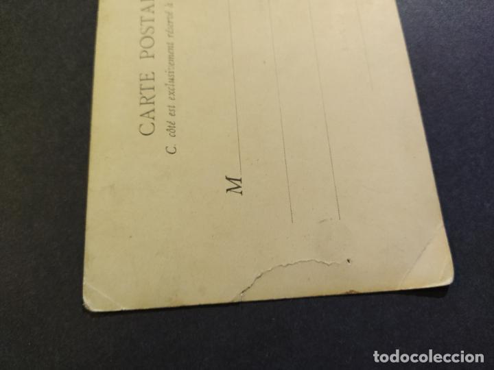 Postales: CARRERAS DE CABALLOS-A.E.DODGE & W.PRATT-REVERSO SIN DIVIDIR-POSTAL ANTIGUA-(67.671) - Foto 6 - 194075487