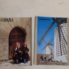 Postales: MEDICAMENTO RODOMICINA POSTALES PUBLICIDAD ESPAÑA. Lote 194262687