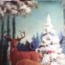 Postales: 3D PRECIOSA POSTAL DE ANIMALES . Lote 194360581