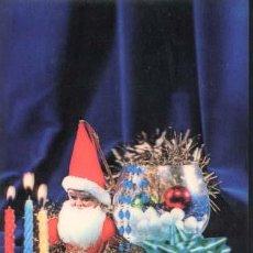 Postales: POSTAL EN 3D ( TRIDIMENSIONAL ) - AÑOS 60/70 - PAPA NOEL, NAVIDAD. Lote 194716948