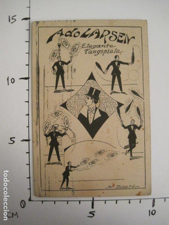Postales: ADOLARSEN-MALABARISTA-ELEGANTE FANGSPIELE-POSTAL ANTIGUA-VER FOTOS-(67.929) - Foto 6 - 194877252