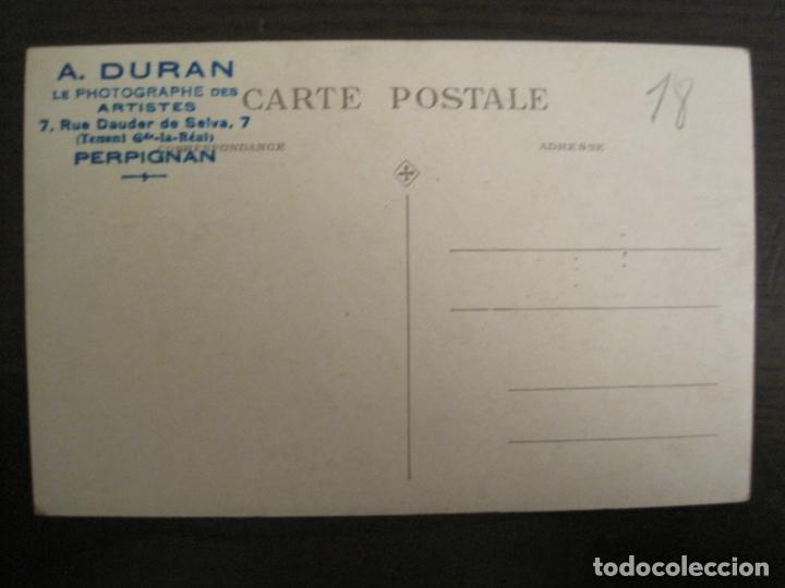 Postales: HIPICA-EQUITACION-CABALLO-POSTAL FOTOGRAFICA ANTIGUA-(67.938) - Foto 3 - 194879177