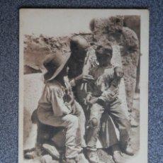 Postales: EL CUENTO DEL ABUELO COLECCIÓN CANOVAS POSTAL AÑO 1901. Lote 194943227