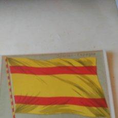 Postales: BANDERA DE CATALUÑA. Lote 194948380
