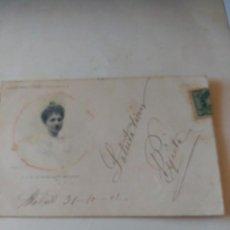 Postales: S.A.R. LA PRINCESA DE ASTURIAS. Lote 194948722